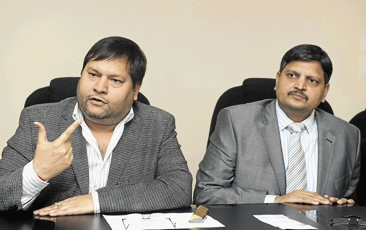 The Reserve Bank has seized R19m from the Gupta-owned Sahara Computers' Nedbank account. File photo.