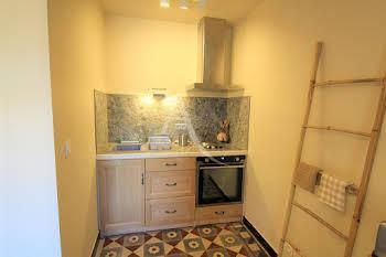 Appartement meublé 2 pièces 39,06 m2