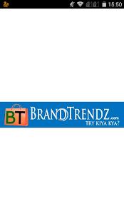 BrandTrendz - náhled
