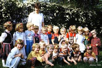 Photo: Kinder der katholischen Kindertagesstätte Sankt Anna in Ludwigslust
