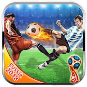 Russia World Cup Football Games 2018🏆Soccer Mania
