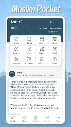 Muslim Pocket screenshot 1