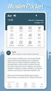 Muslim Pocket – Prayer Times, Azan, Quran & Qibla 1