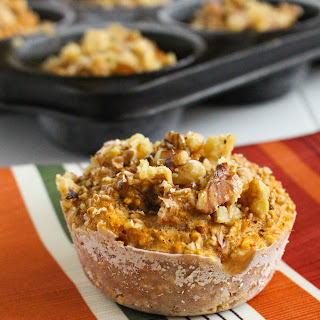 Frozen Single-Serving Pumpkin Steel Cut Oatmeal