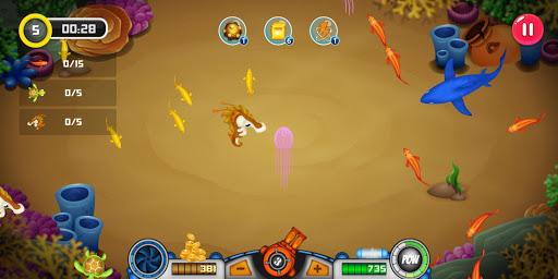 Fish Shooter - Fish Hunter android2mod screenshots 2