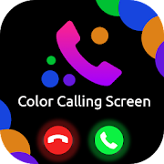 Color Phone Screen : Call Screen Theme & LED Flash