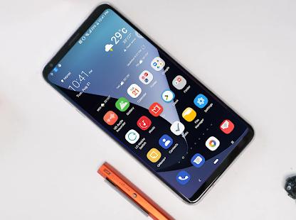 Download Theme Android P Design for LG V30 G6 V20 Oreo Apk
