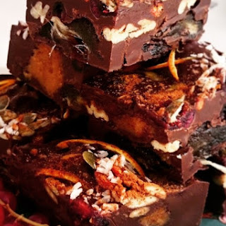 ROCKY ROADS (THE HEALTHY WAY)
