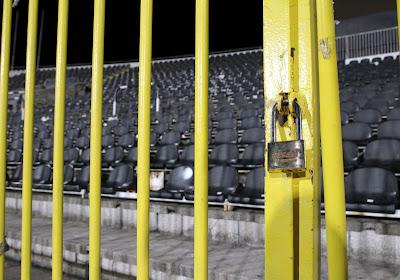 POLL: Wat bij een volledige lockdown? Kan het profvoetbal dan doorgaan?