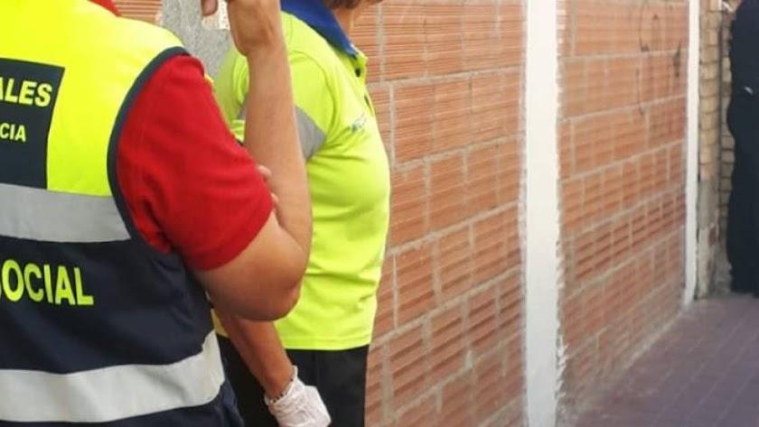 Servicio de Emergencia Móvil y Atención Social (SEMAS) del Ayuntamiento de Murcia