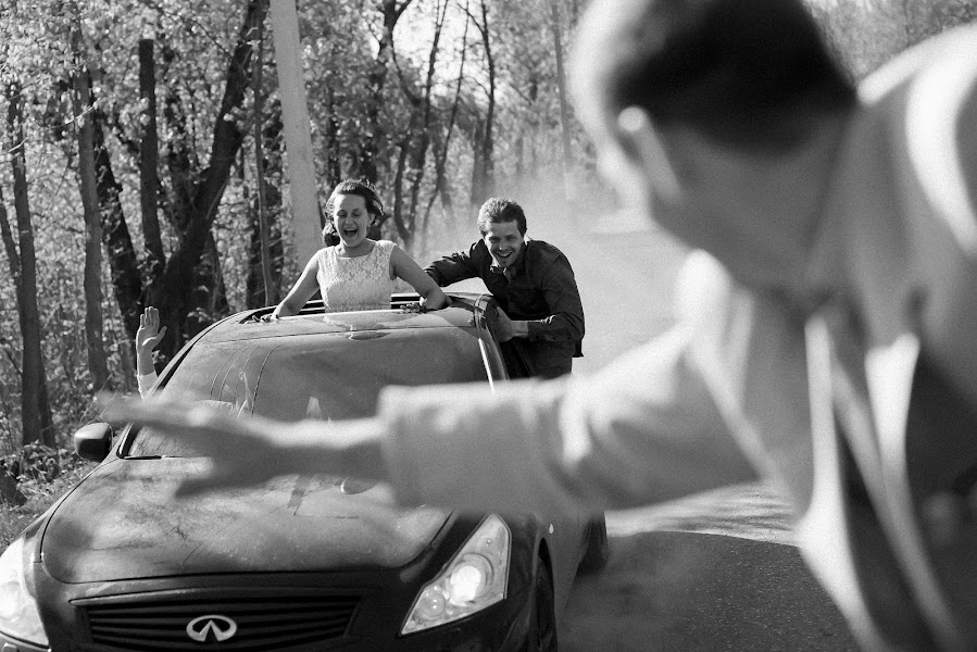 Wedding photographer Sergey Burov (BUROV). Photo of 08.10.2015