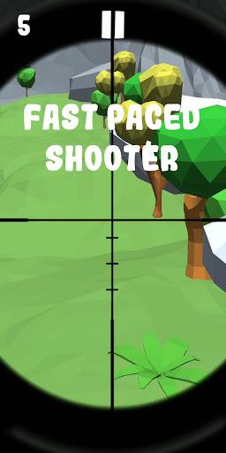 Battle Royale Sniper - 3D Shooting Game 1.3 screenshots 4