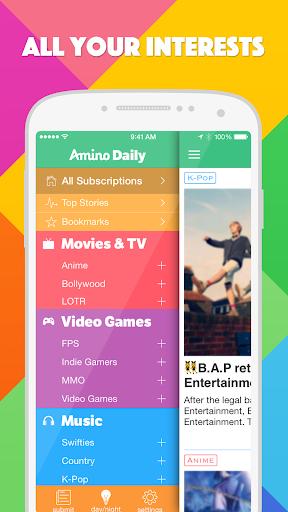 Amino Daily - Community News