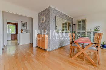 Appartement 4 pièces 83,4 m2