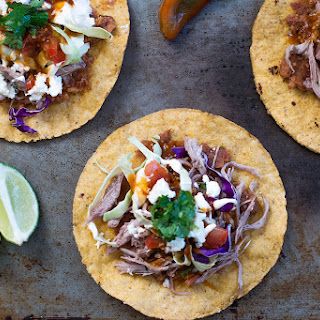 Pork Carnitas (Easy Slow Cooker Pulled Pork)
