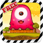 Funky Monster Jump FREE