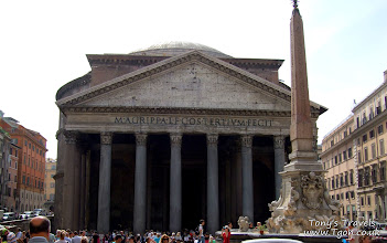 Photo: The Pantheon, Rome