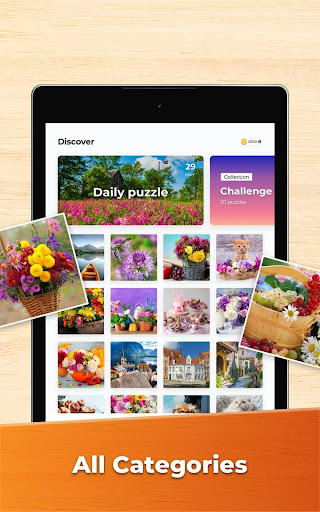 Jigsaw Puzzles - HD Puzzle Games modavailable screenshots 10