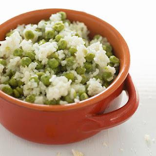Italian Rice Dish - Risi e Bisi.