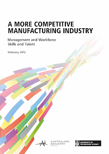 Research Report on Manufacturing Sector