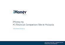 iMoney - Financial comparison in Malaysia