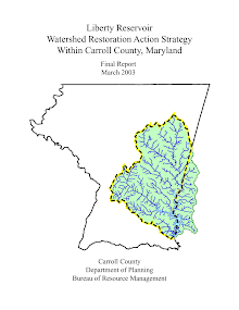 A Watershed Restoration Action Strategy for the Liberty Reservoir Watershed within Car