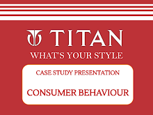 CASE STUDY ON TITAN WATCHES