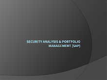 Meaning and Introduction of Security Analysis and Portfolio
