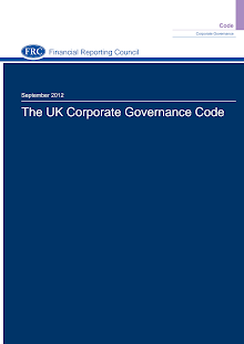 Financial Reporting on UK Corporate Governance Code