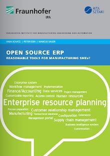 Study on Open Source Enterprise Resource Planning