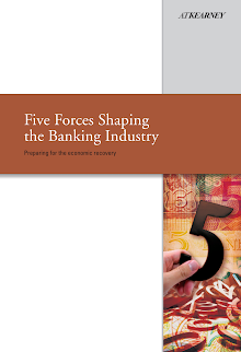 Study on Five Forces Shaping - Banking Industry