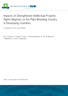 Impacts of Strengthened Intellectual Property Rights