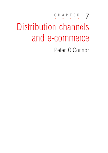 Study on Distribution Channels and E-Commerce