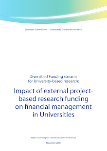 Project Research - Funding on Financial Management