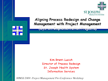 Project on Aligning Process Redesign and Change Management
