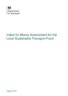 Financial Study on Value for Money Assessment - Local Sustainable Transport Fund