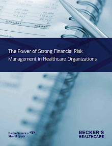 Power of Strong Financial Risk  Management in Healthcare Organizations