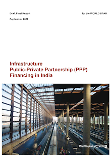 Analysis of the Financing of PPP in India
