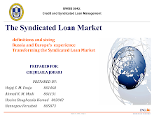 PROJECT ON SYNDICATE LOAN MARKET