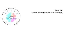 Domino's Pizza Distribution Strategy