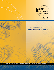 World Doing Business Report