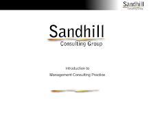 Management Consulting Practice - Sandhill