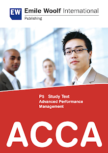 Advance Performance Management - P5 By EW