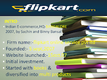 overview of Flipkart presentation