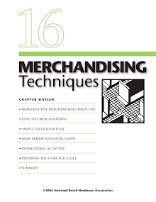 Study on Merchandising Techniques