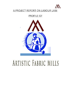 A Project Report on Labour Law