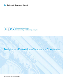 Financial Study on Analysis and Valuation of Insurance Companies