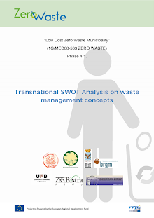 SWOT Analysis on Waste Management Concepts