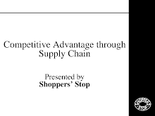 Shopper's Stop Supply Chain