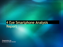 4-Eye Smartphone Analysis Report